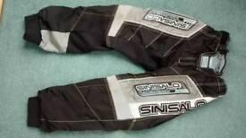 Children's Motorcross trousers