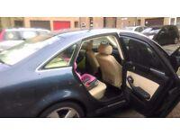 Audi a6 auto, leather
