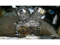 KAWASAKI ENGINE 1500 VN