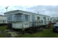 CARAVAN TO RENT IN INGOLDMELLS SKEGNESS ON THE POPULAR CORAL BEACH SITE LOTS OF DATES AVAILABLE !