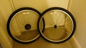 Bicycle wheels for sale