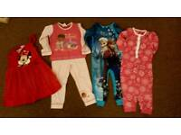 Girls sleepwear bundle