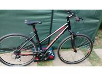 Brand new Ladies Cube Ltd CLS hybrid mountain bike RRP £450 Womens bicycle 700c wheels alloy frame