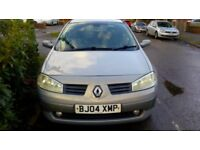 12 months MOT, cam belt changed , a/c, CD PLAYER with spare,