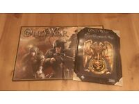 Warhammer 40,000 Only War Game Masters Kit RPG - Hardly Used, Good Condition