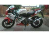 2011 aprilla rs 125