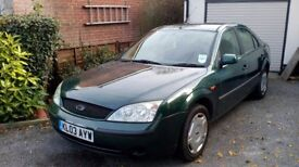 Ford MONDEO ready for instant sale. £750. Cash sale only. Sold as seen.