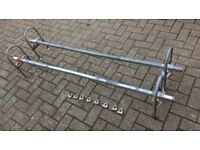HEAVY-DUTY COMMERCIAL ROOF BARS VAN LAND ROVER