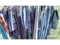 Joblot off trousers and skirts and shorts there is more then it looks