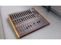 VINTAGE / CLASSIC 1980s MTR 12:8:2 Twelve Two Series II Analogue Mixing Desk