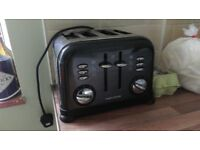Morphy Richards 4 slot Toaster