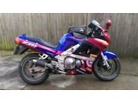1993 KAWASAKI ZZR 600 FULL MOT FOR SALE-SWAP