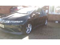 Honda Civic Type s (full years MOT