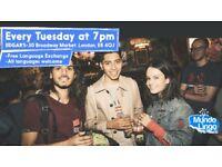 Mundo Lingo: FREE Language Socials in Hackney