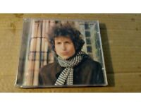 BOB DYLAN BLONDE ON BLONDE CD ALBUM