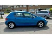 Peugeot 307 1.6 Petrol Manual £395