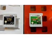Zelda and Street Fighter IV 3DS