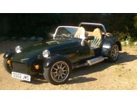 Westfield limited edition 1800 zetec engine ONLY 6,717 miles (2002 reg).