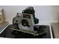 Bosch mains powered circular saw for sale.