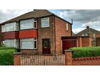 To let 3 bedroom Redcar
