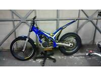 Sherco 300 trials bike