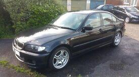 BMW 3 SERIES 2.5 325i E46 M SPORT