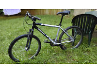 Two unisex bicycles, prices negotiable