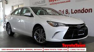 2015 Toyota Camry SINGLE OWNER SE