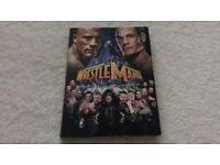 WWE / WWF Wrestlemania 29 Three Disc DVD Set
