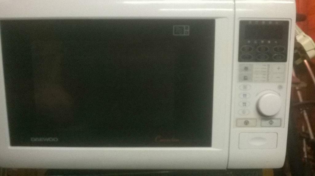 Daewoo Microwave Convection Oven Grill Range 900 W