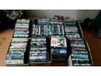 400 DVD's