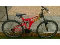 Gents/boys mountain bike
