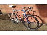 Raleigh 531 Racing Bike