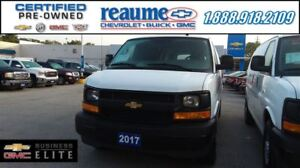 2017 Chevrolet Express Cargo Extended Rear Glass