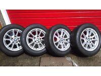 """BMW alloys / wheels 5x120 16"""""""