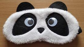 Panda sleeping mask