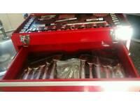 Brand new 150 piece tool box