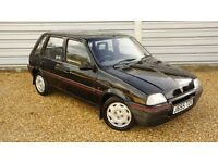 WOW !!! CLASSIC METRO GTA 1 PRIVATE OWNER + ROVER 45K WARRANTED MILES FULL SERVICE HISTORY