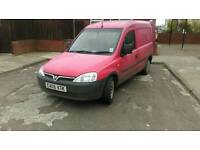 VAUXHALL COMBO CDTI MOT AUGUST DRIVES GREAT