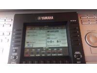 yamaha keyboard psr3000