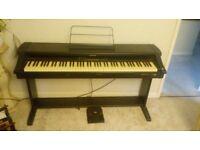 General Music real digital piano, RP Studio model, digital, full size 88 keys, good condition