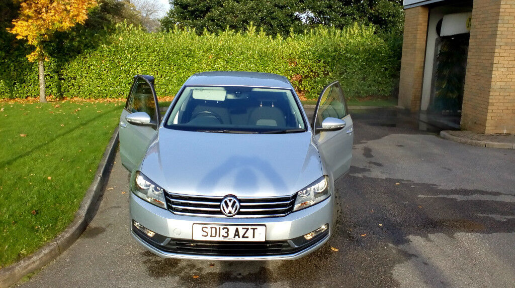 VW PASSAT TECH SPORT. EXCELLENT CON./FSH/MOTORWAY MILES ONLY/RELUCTANT SALE/NO TIME WASTERS PLEASE.