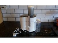 Silverquest juice and smoothy maker for sale.