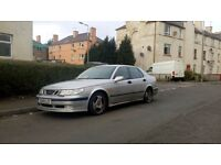 Saab 95 aero HOT. Mot till july. Spares/repairs
