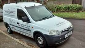 2002 Vauxhall Combo 1.7Di 12m Mot 5 Seats