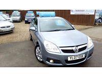 LOW MILEAGE VAUXHALL VECTRA 1.8 EXCLUSIV & FULL SERVICE HISTORY & WIDE UK WARRANTY INCLUDE ON SALE