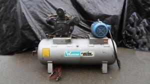 WEBSTER CURTISS WRIGHT 15 Hp Air Compressor