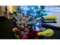 Toy story kids bike