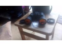 Binoculars with carry case £30