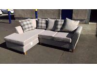 Stunning Corner Sofa Group Brand New